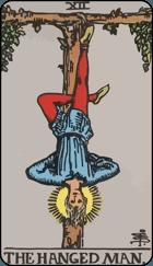 Ý Nghĩa Lá Bài The Hanged Man Trong Tarot