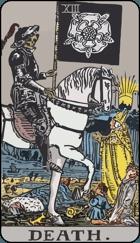Ý Nghĩa Lá Bài Death Trong Tarot
