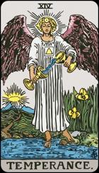 Ý Nghĩa Lá Bài Temperance Trong Tarot