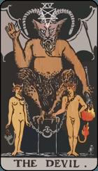 Ý Nghĩa Lá Bài The Devil Trong Tarot