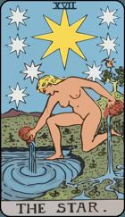 Ý Nghĩa Lá Bài The Star Trong Tarot