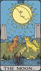 Ý Nghĩa Lá Bài The Moon Trong Tarot