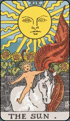 Ý Nghĩa Lá Bài The Sun Trong Tarot