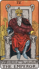 Ý Nghĩa Lá Bài The Emperor Trong Tarot