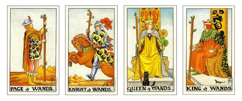 4 lá bài hội đồng tarot