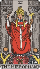 5 Hierophant icon