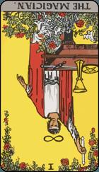 Diễn Giải Ngược của Lá Bài The Magician