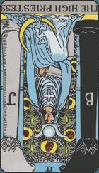2 High Priestess icon - Rx