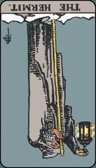 9 Hermit icon - Rx