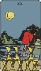 Eight of Cups icon