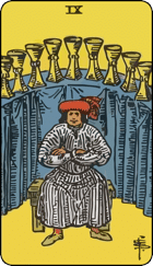 Nine of Cups icon