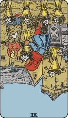 Six of Cups icon