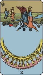 Ten of Cups icon