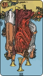 Three of Cups icon