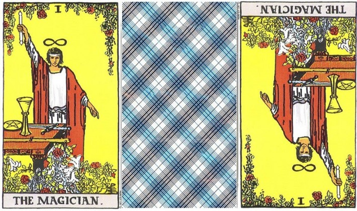 Ý nghĩa lá the magician