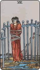 Eight of Swords icon