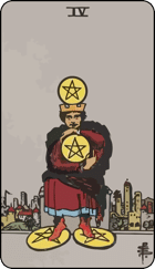 Four of Pentacles icon