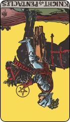 Knight of Pentacles icon