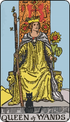 Queen of Wands icon