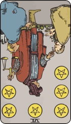 Six of Pentacles icon