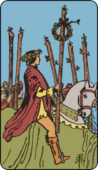 Six of Wands icon