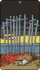 Ten of Swords icon