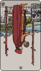 Two of Wands icon
