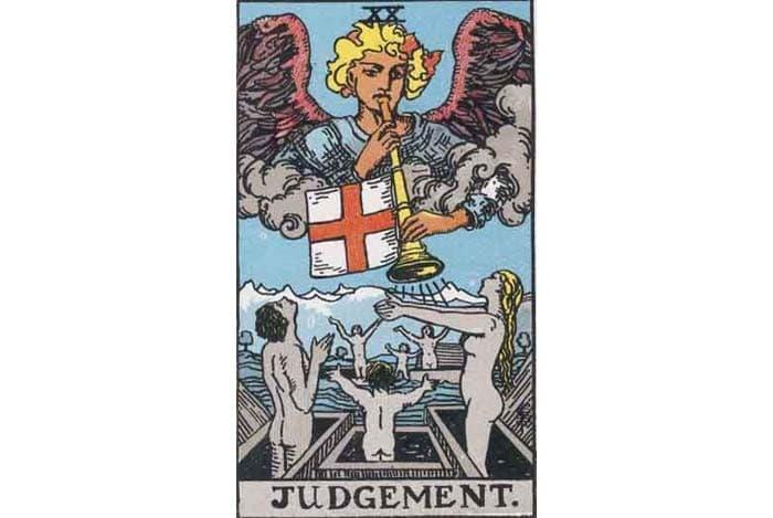 Tarot-20-Judgement