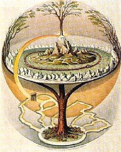 Yggdrasil cây thế giới