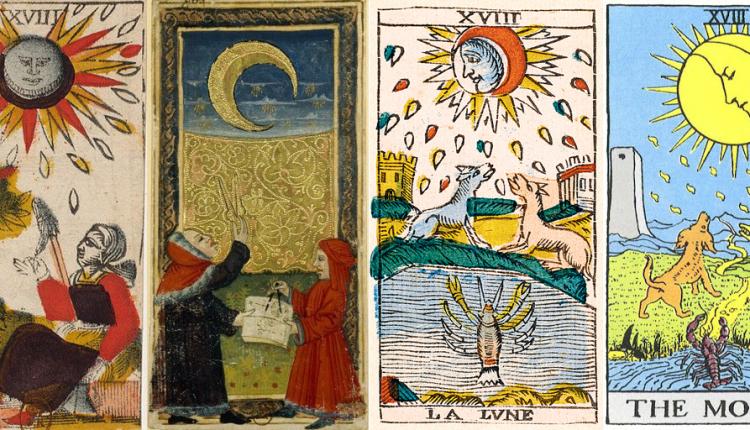 Tarot & Astro: Mặt Trăng – The Moon