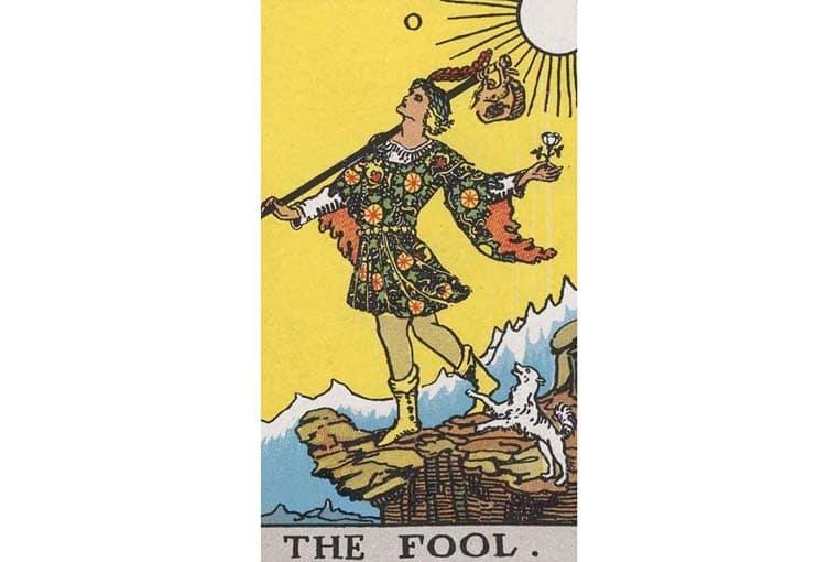 Cuộc Hành Trình Của Chàng Khờ (The Fool)