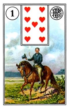 Ý Nghĩa Lá Bài Lenormand Rider (1)