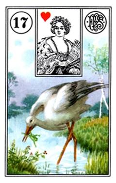 Ý Nghĩa Lá Bài Lenormand Stork (17)