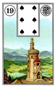 Lenormand 19 Tower