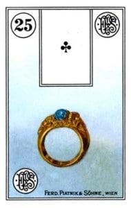 Lenormand 25 Ring