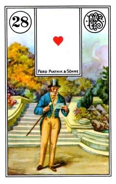 Ý Nghĩa Lá Bài Lenormand Gentleman (28)