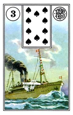 Ý Nghĩa Lá Bài Lenormand Ship (3)
