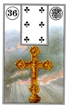 Ý Nghĩa Lá bài Lenormand Cross (36)