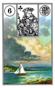Lenormand 6 Clouds