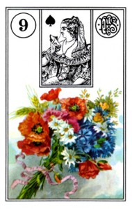 Lenormand 9 Bouquet