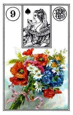 Ý Nghĩa Lá Bài Lenormand Bouquet (9)