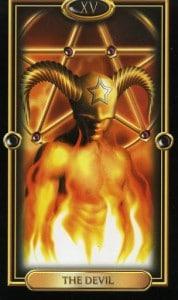 15. The Devil