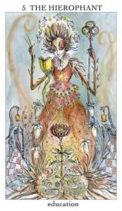 5hierophant-joiedevivre-card