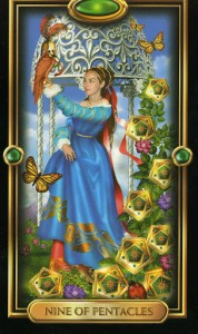 9 OF PENTACLES-1