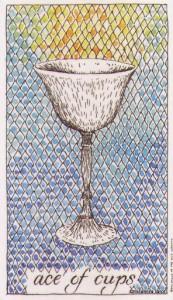 Wild Unknown Cups 1