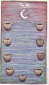 Wild Unknown Cups 9