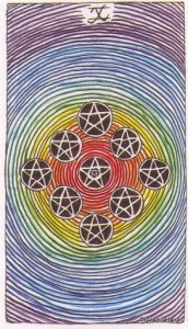 Wild Unknown Pentacles 10