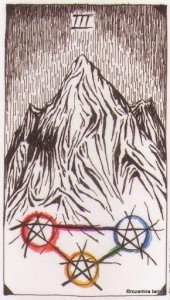 Wild Unknown Pentacles 3