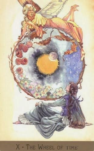 Victorian Fairy Tarot – Sách Hướng Dẫn