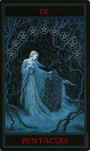 Gothic Tarot – Sách Hướng Dẫn
